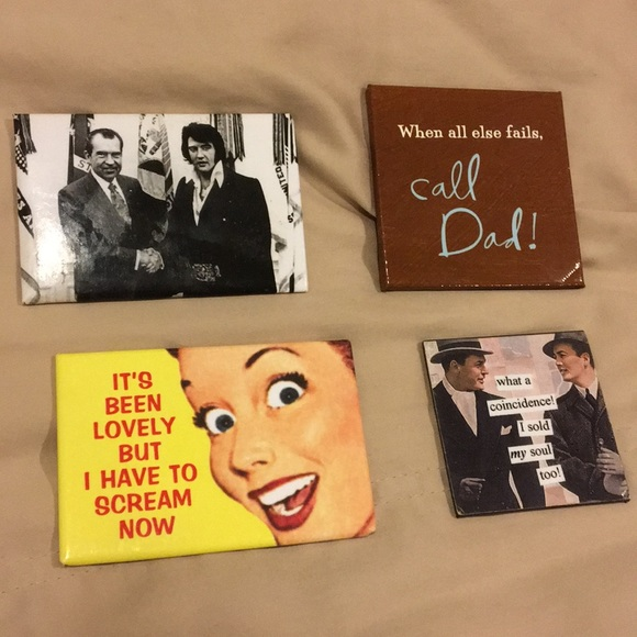 Other - Magnets. $3 for 1, 4 for $10.